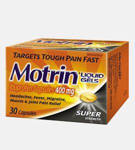 Motrin (Ibuprofène)