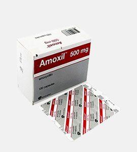 Amoxil (Amoxicillina)