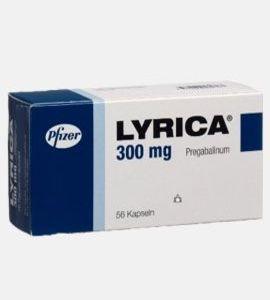 Lyrica (Pregabalin)
