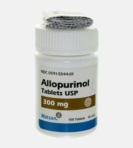 Zyloprim (Allopurinol)