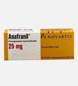 الانافرانيل شائعة الاستخدام