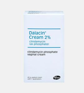 Cleocin (Clindamycin) cream