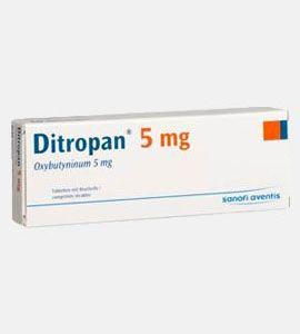 Ditropan (Oxybutynin)
