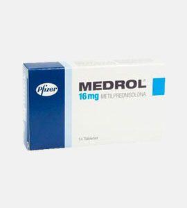 Medrol (Methylprednisolone)