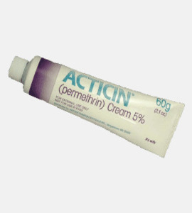 Acticin (Permethrin)