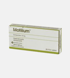Motilium (Domperidone)