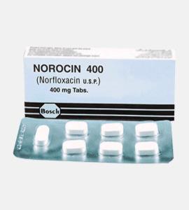 Noroxin (Norfloxacin)