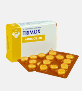 (تريموكس (أموكسيسيلين