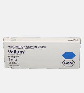 Valium Brand
