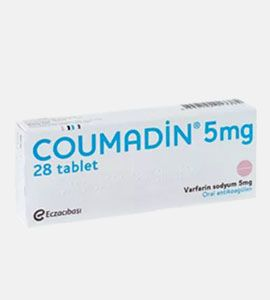 Coumadin (Warfarina)