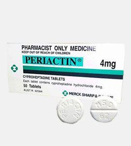 Periaktin (Cyproheptadin)