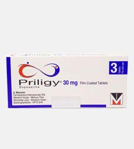 Priligy (Dapoxetin)