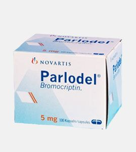 Parlodel (Bromocriptin)