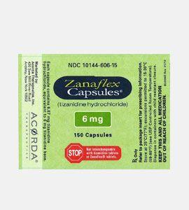 Zanaflex (Tizanidine)