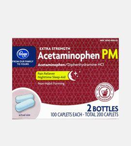 Acetaminophen (Paracetamolo)